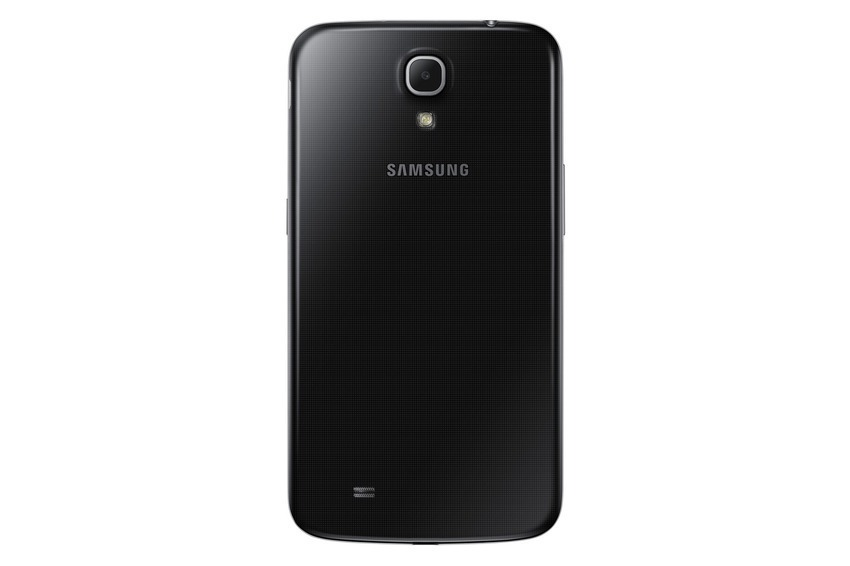 Samsung Galaxy Mega, back view