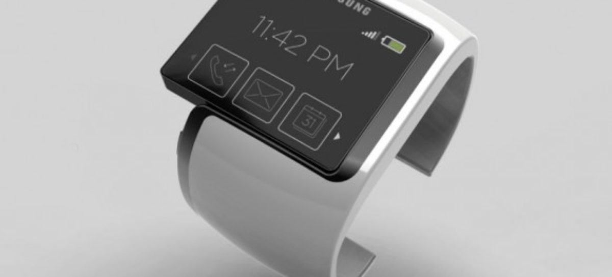 "Samsung Files For ""Samsung Galaxy Gear"" Trademark"