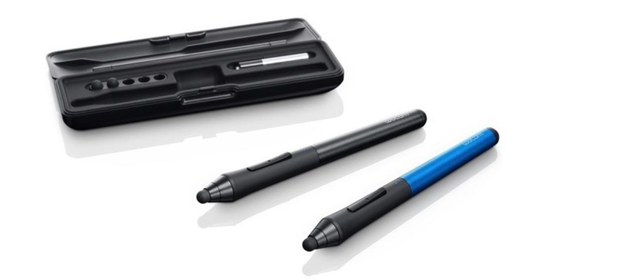 Wacom Intuos Creative Stylus works perfectly for iPad