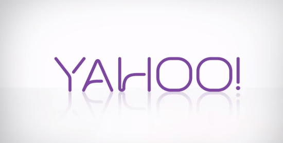 Variation of the new Yahoo logo.