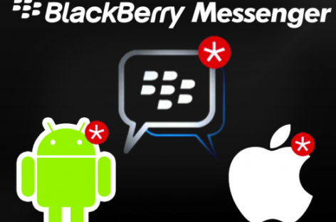 BlackBerry Messenger for Android, iOS coming this weekend