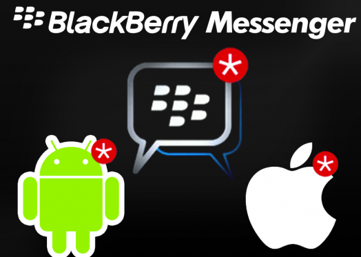 Release date of BlackBerry Messenger for Android and iOS now confirmed.