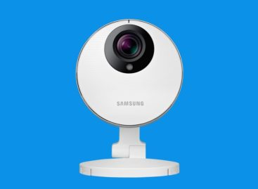 Samsung SmartCam HD Pro monitors your home