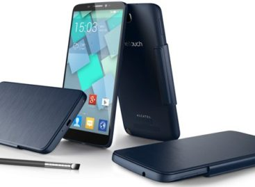 Alcatel One Touch Hero debuts in IFA 2013