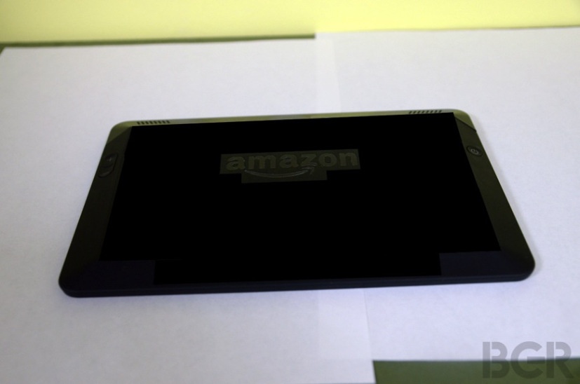 Amazon Kindle Fire HD 2 leak