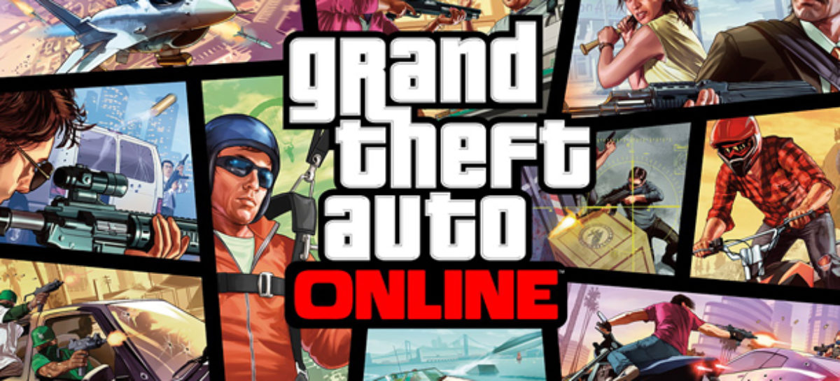Grand Theft Auto Online now live