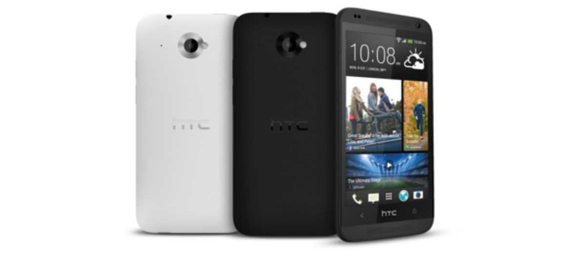 HTC Desire 300: Budget phone leads HTC's IFA releases
