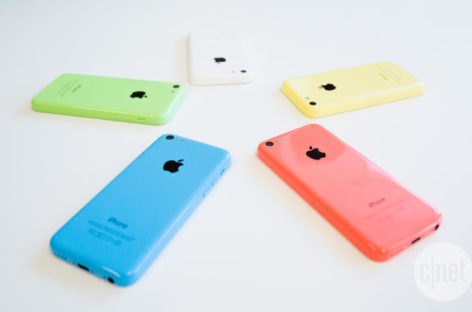 Apple not announcing iPhone 5C preorder numbers
