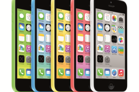 Sprint offers free iPhone 5S and 5C