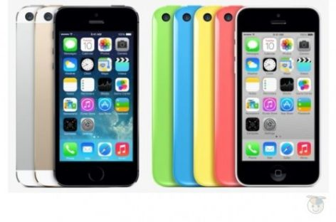 Walmart offers iPhone 5C and 5S at lower prices