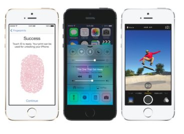 iPhone 5S: Like iPhone 5, but faster
