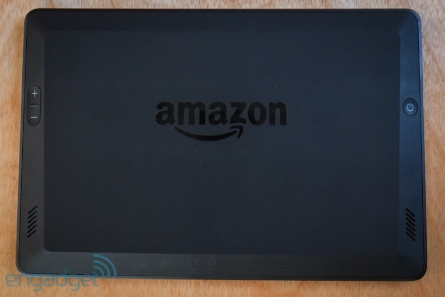 Amazon Kindle Fire HD 2