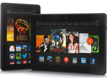 Kindle Fire HDX: Amazon presents new HD tablets