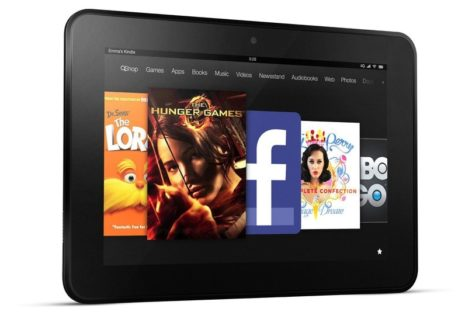 Next-gen Kindle Fire HD in the works?