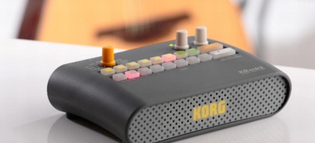 Korg KR Mini: Your portable back-up band