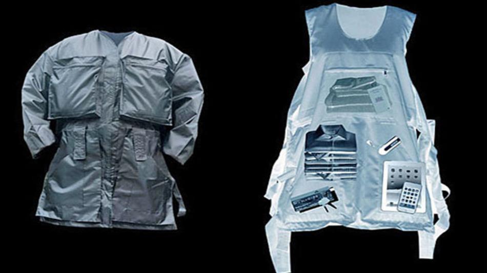 Jaktogo luggage jacket