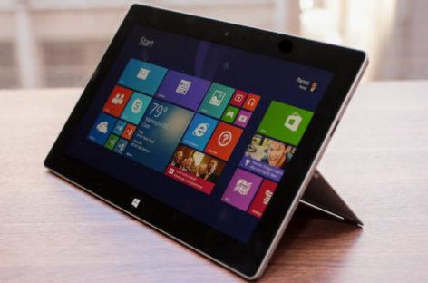 Microsoft Surface 2: Still on Windows RT, but better