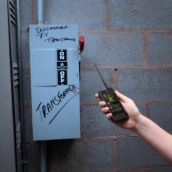 Mr. Ghost EMF detector