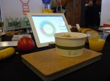 Prep Pad measures ingredients by nutritional values