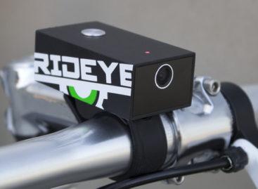 Rideye: Black Box for bicycles
