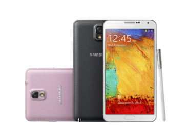 Samsung Galaxy Note 3 revealed: Slimmer and larger
