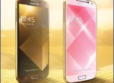 Samsung Galaxy S4 Gold Edition shows up in Middle East