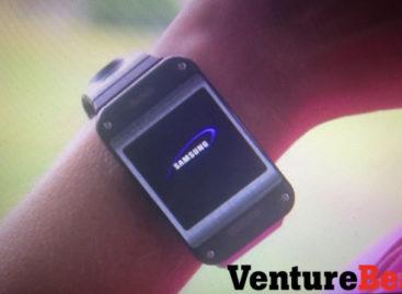 Samsung Galaxy Gear prototype leaked