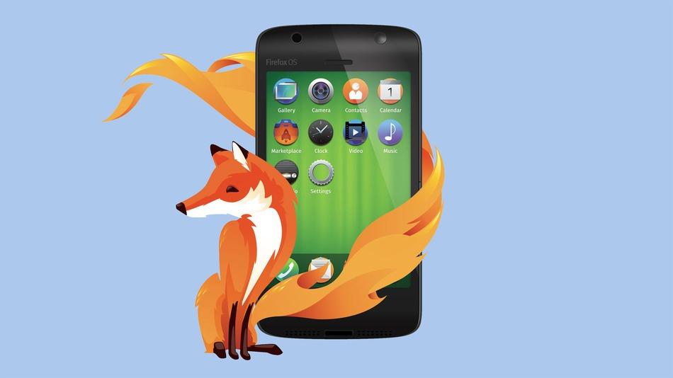 LG Fireweb Firefox Phone