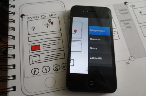 AppSeed: Turn drafts to app prototypes