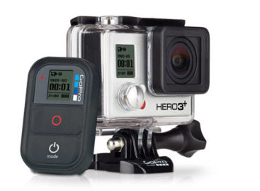 GoPro Hero 3+ sports camera: Lighter, smarter