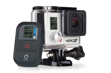 GoPro Hero 3+ sports camera: Lighter, smarter