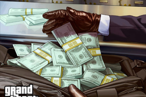 "GTA Online players receive $500,000 ""stimulus package"""