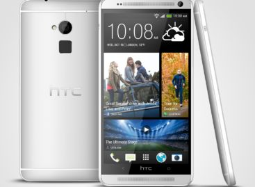 HTC One Max now official, comes with fingerprint scanner