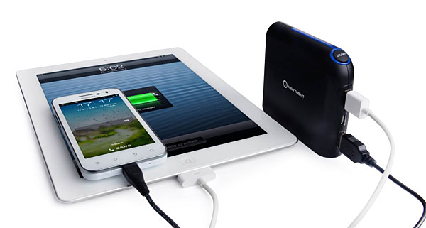 New Trent iGeek portable charger