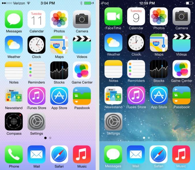 Power-saving tips for iOS 7