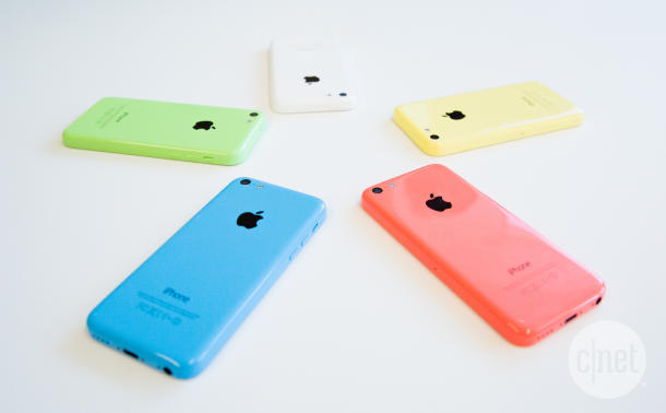 Walmart offers further price cuts to iPhone 5C