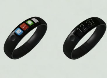 This Apple iWatch concept mixes with Nike Fuelband