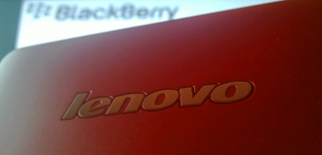 Lenovo reportedly plans to bid for BlackBerry