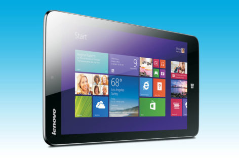 Lenovo Miix2: The 8-inch Windows 8.1 tablet