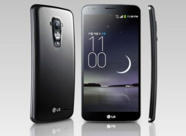 """LG G Flex, first """"real"""" curved smartphone, unveiled"""