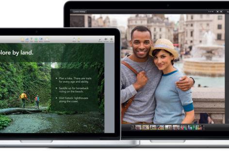 New MacBook Pro with Retina unveiled