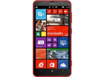 Nokia Lumia 1320 budget Windows Phone leaked