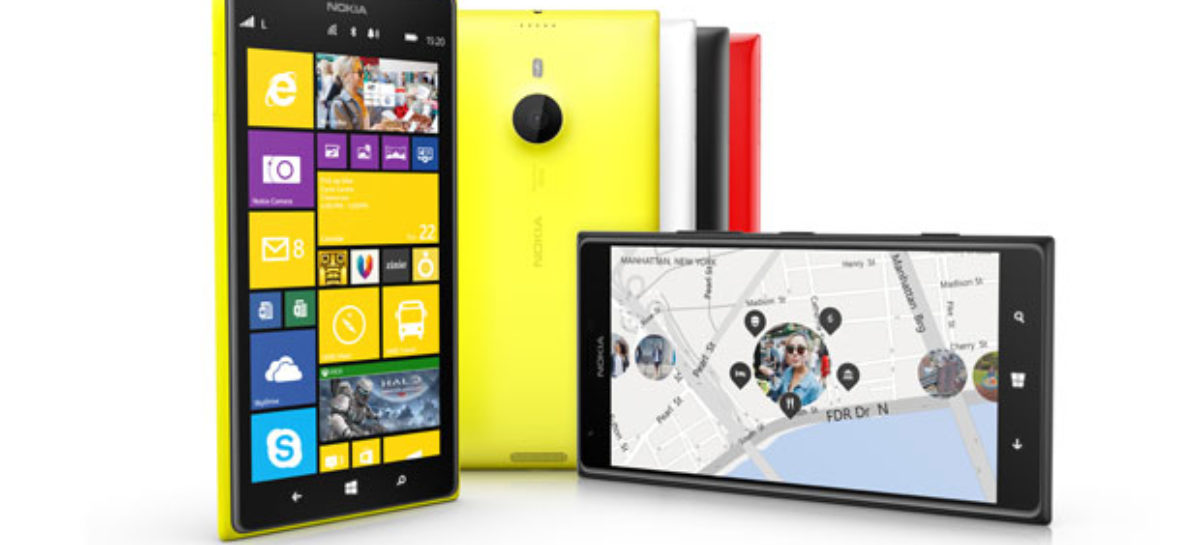 Nokia Lumia 1520 officially unveiled