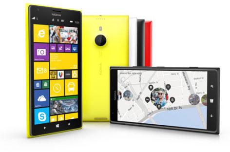 Nokia Lumia 1520 officially unveiled