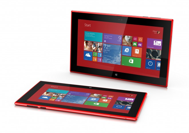 Nokia Lumia 2520 Windows RT tablet