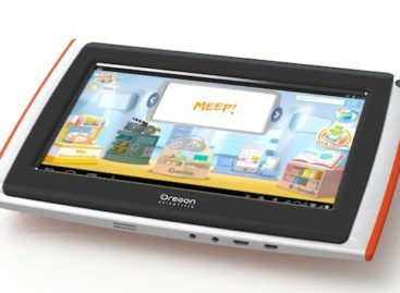Oregon Scientific MEEP! X2 kid-friendly tablet out now