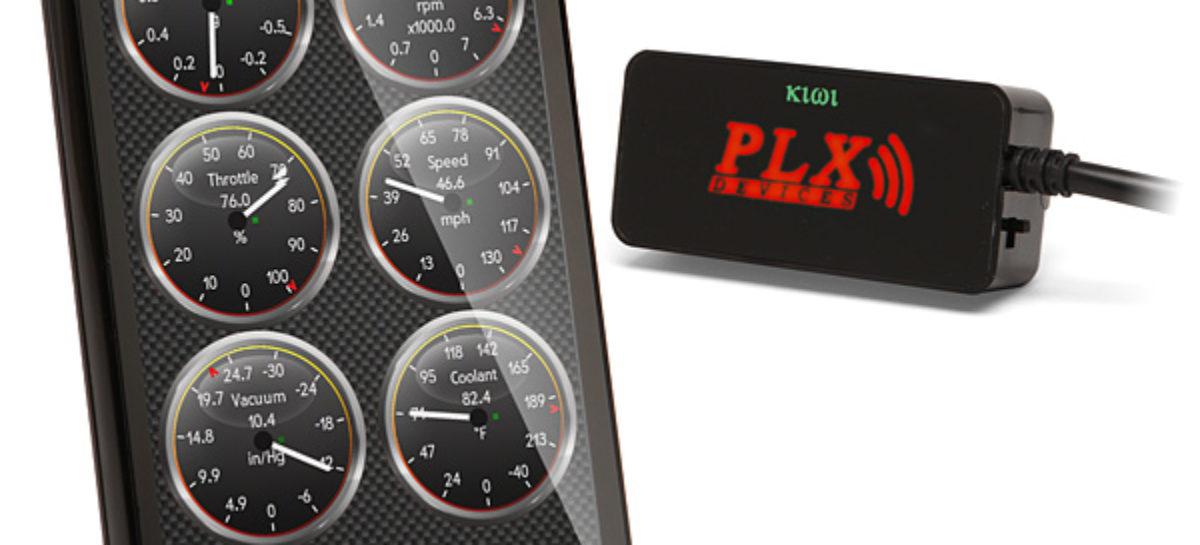 PLX Kiwi Bluetooth makes smartphones spot car problems