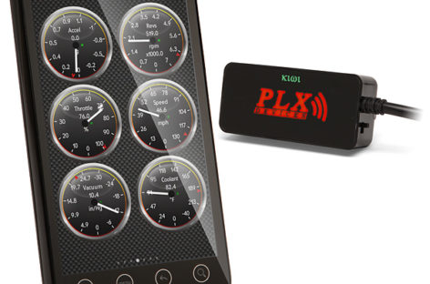 PLX Kiwi Bluetooth makes smartphones spot car problems
