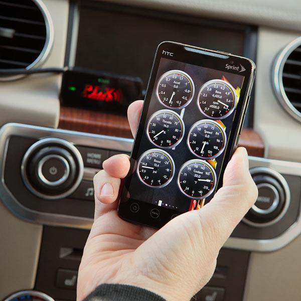 PLX Kiwi Bluetooth car diagnostics tool