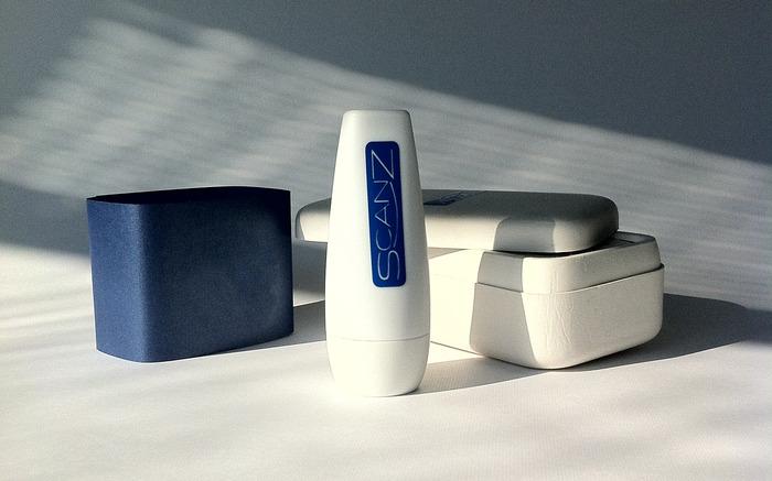 ScanZ skin analyzer